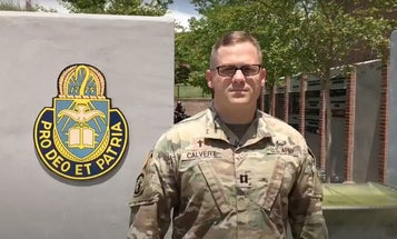 Army chaplain under investigation for calling transgender troops 'mentally unfit' to serve