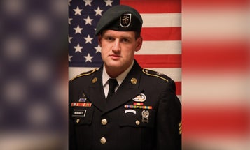 Green Beret killed in gunfight with Jordanian soldier to posthumously receive Silver Star