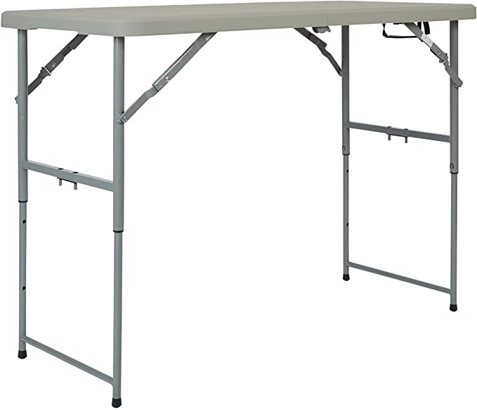 Office Star Resin Folding Table