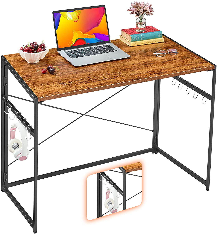 Mr. Ironstone Folding Computer Desk