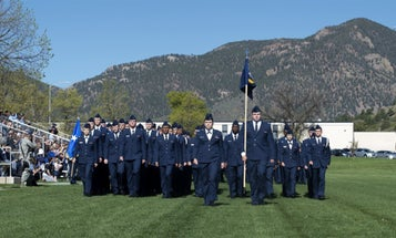 Air Force major charged with sexually assaulting, buying alcohol for junior airmen