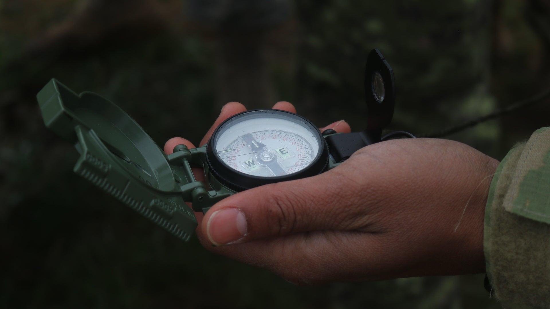 How to use a compass like a master navigator