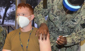Pentagon says unspecified number of troops are refusing to get the COVID-19 vaccine