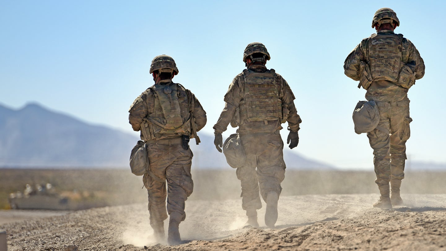 11 Fort Bliss soldiers injured during training after possibly drinking antifreeze [Updated]