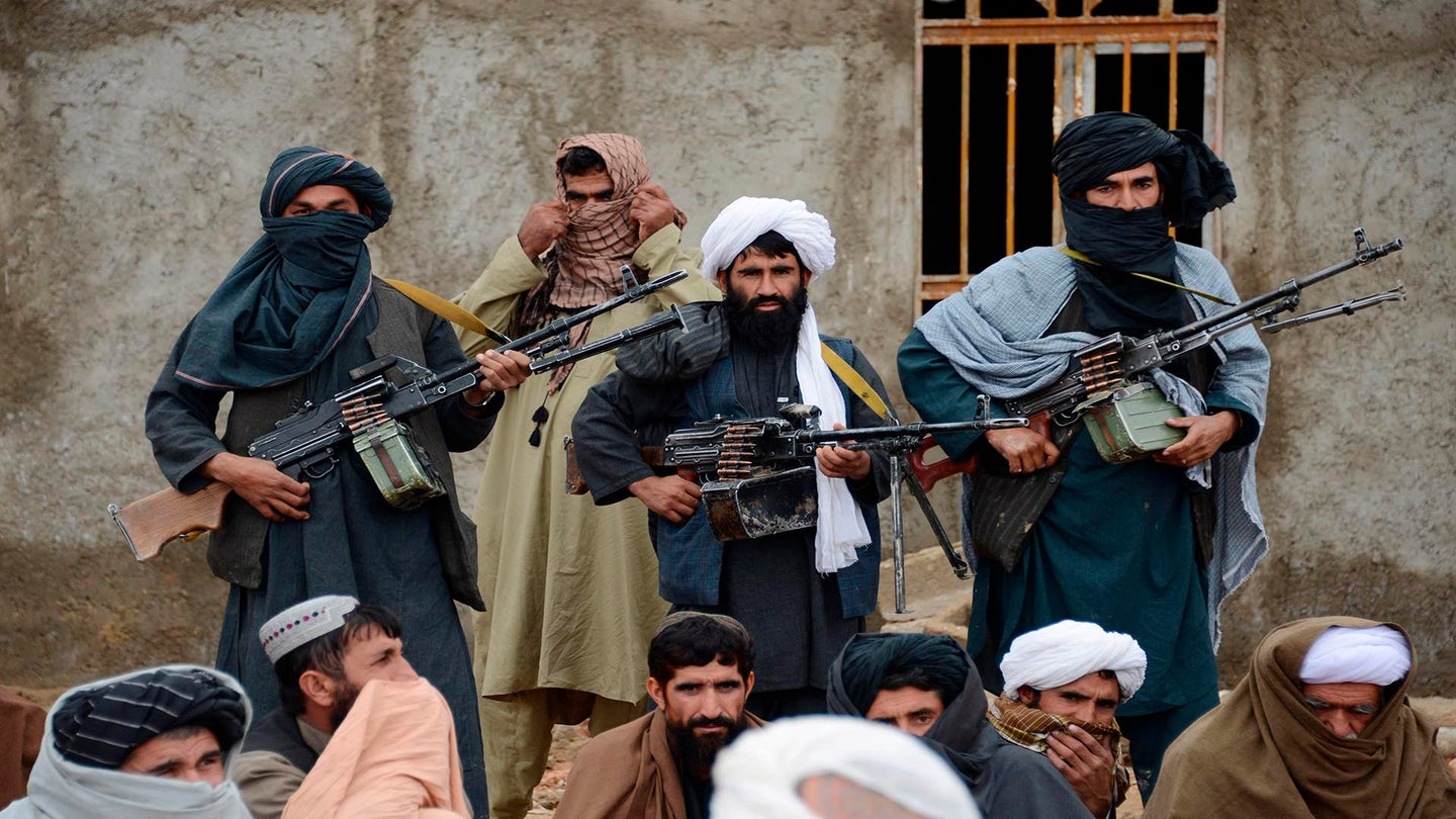 The Taliban says they won the war in Afghanistan. They are not wrong
