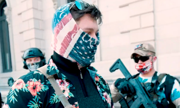 The Boogaloo Bois have guns, criminal records, and military training. Now they want to overthrow the government