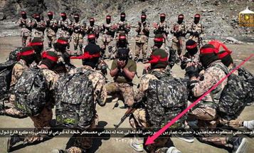 The Taliban is obsessed with these white high-top sneakers
