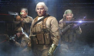 Behold the majesty that is this portrait of 'SEAL Team 1776'