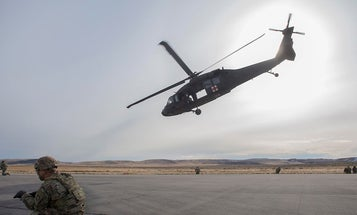 3 Idaho Army National Guard soldiers killed in helicopter crash