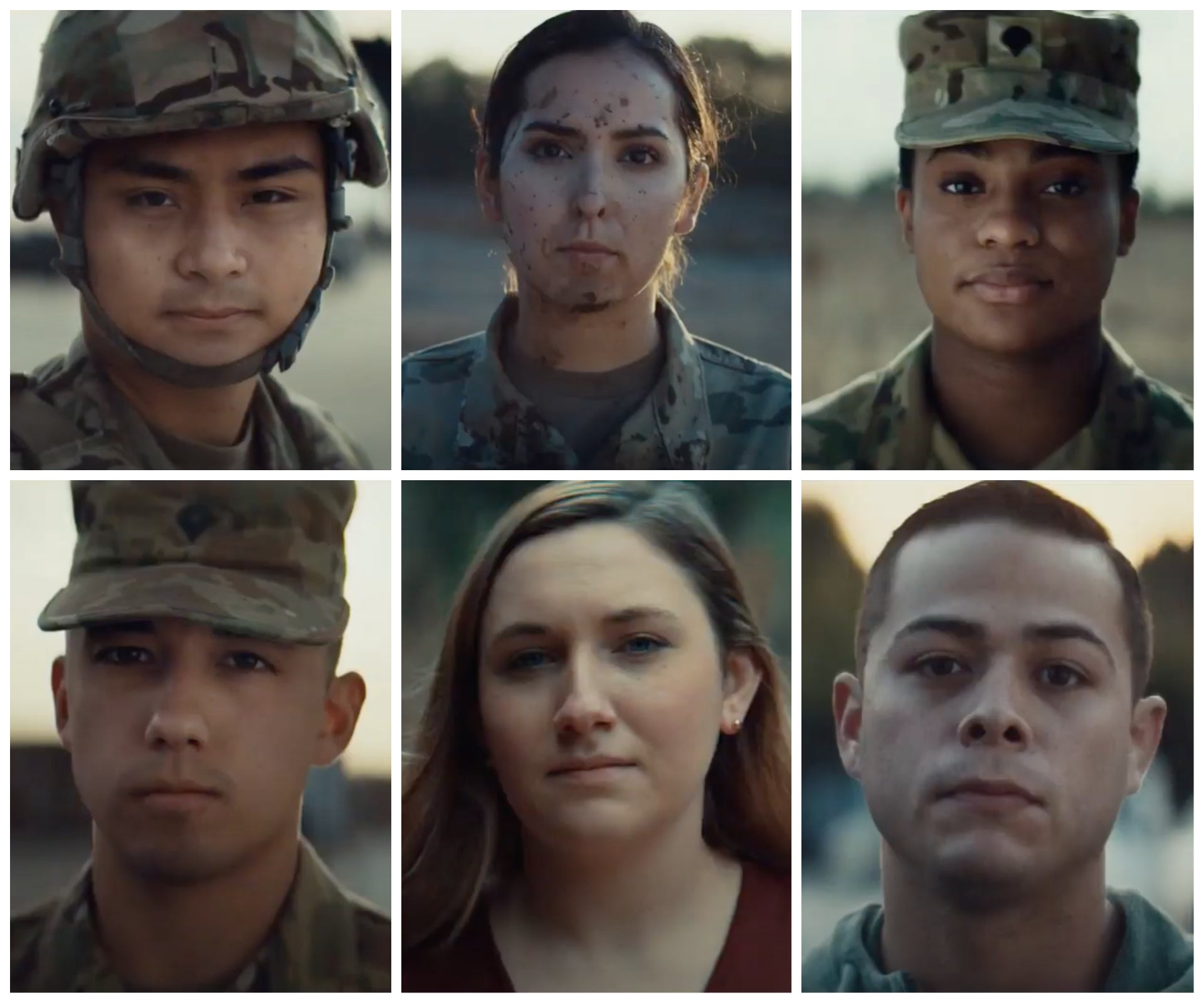 national guard faces