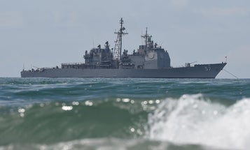 USS Lake Champlain crew member admits to hanging a noose at a Black sailor's bunk