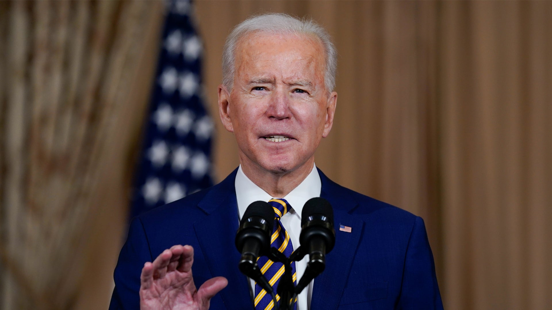 Biden says US will stop supporting 'offensive operations' in Yemen