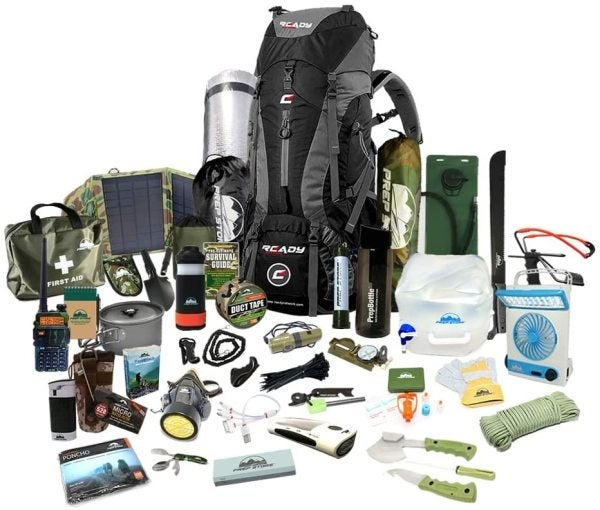 Prep Store Elite Emergency Pack