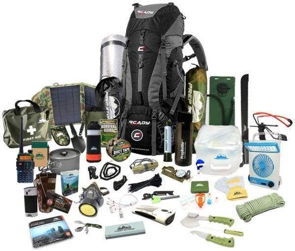 Prep Store Elite Emergency Pack