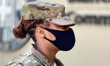 Pentagon imposes stricter mask requirement for all troops and civilians