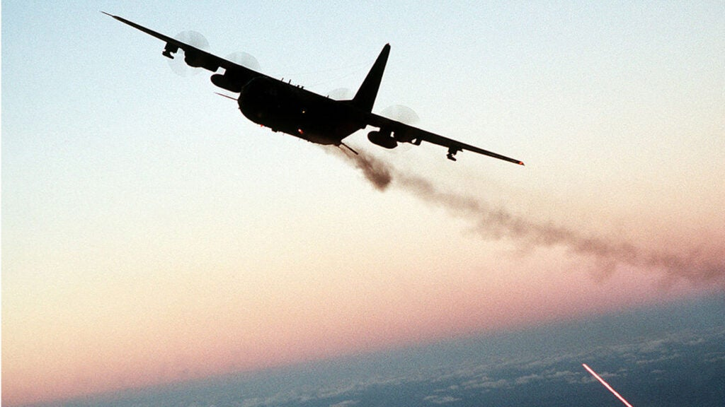 No enemy has downed an Air Force AC-130 gunship in 30 years. Here's why