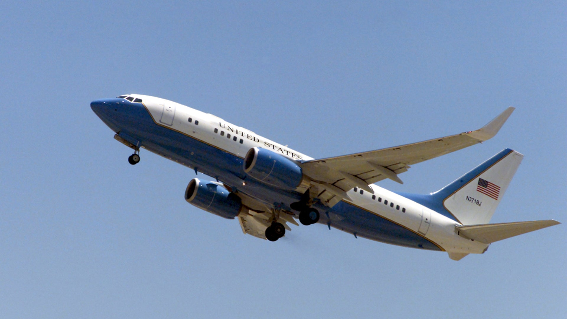 Air Force investigating intruder who broke into Joint Base Andrews and boarded C-40 aircraft