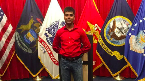 The hazing death of a Muslim Marine recruit at Parris Island may become a TV series