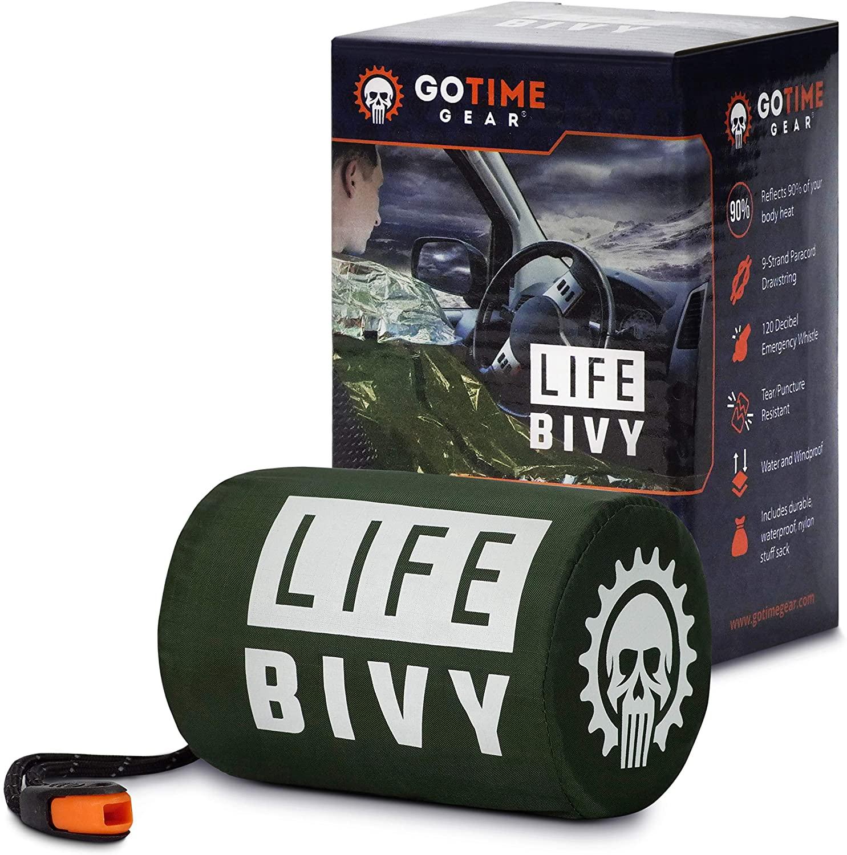 Go Time Gear Life Emergency Sleeping Bag