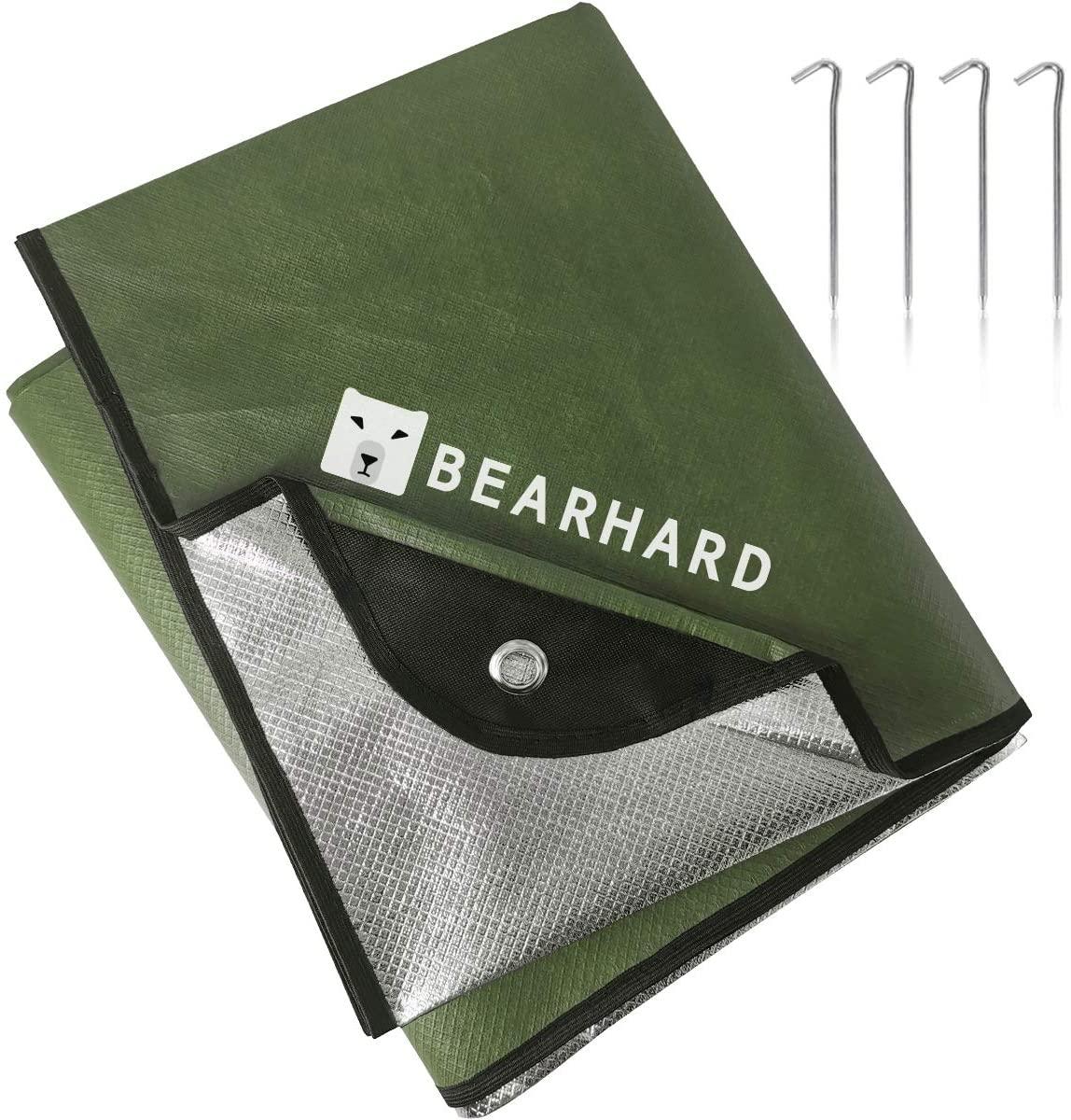 Bearhard Heavy Duty Emergency Blanket