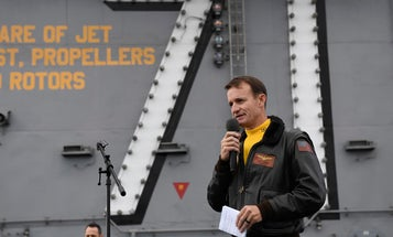 The Pentagon throws Navy Capt. Brett Crozier under the bus one last time