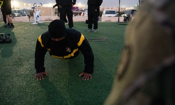 Scores for the Army's new fitness test may not end up 'gender-neutral' after all