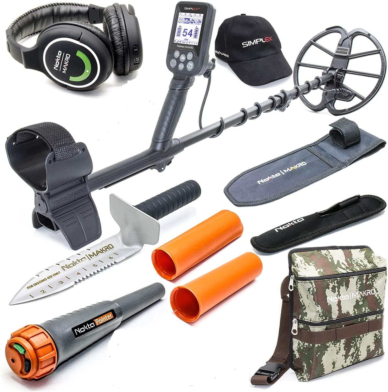 Nokta Simplex metal detector kit