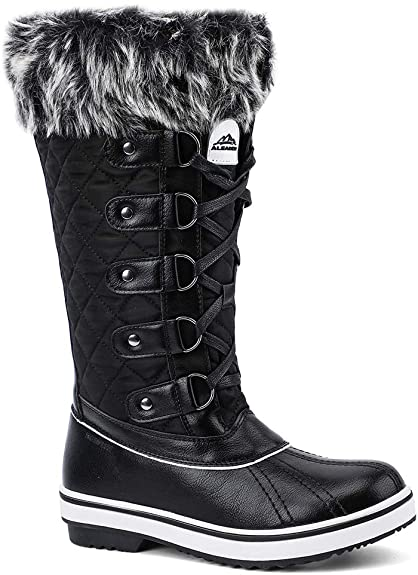 Aleader winter boots