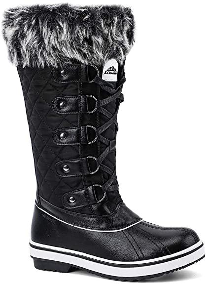 Aleader winter boots