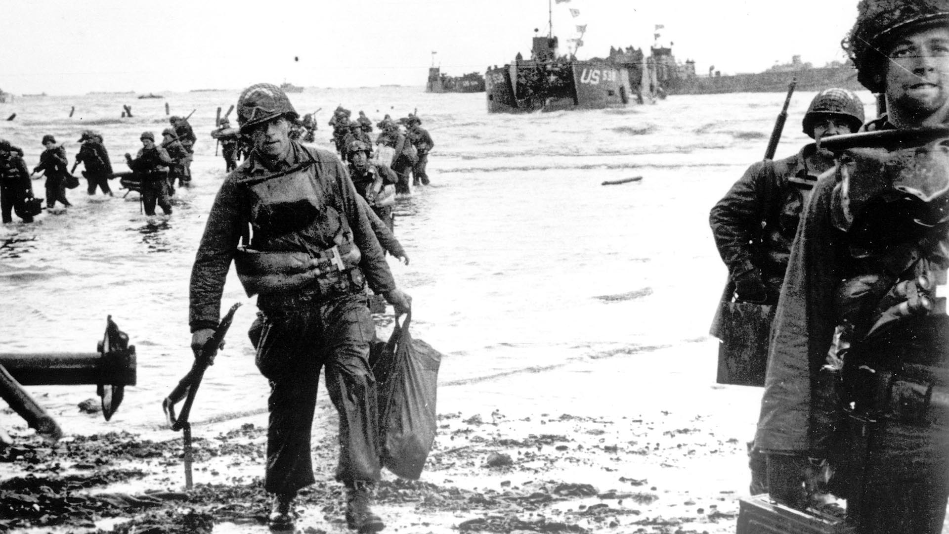 No, covering Trump was not like landing at Omaha Beach