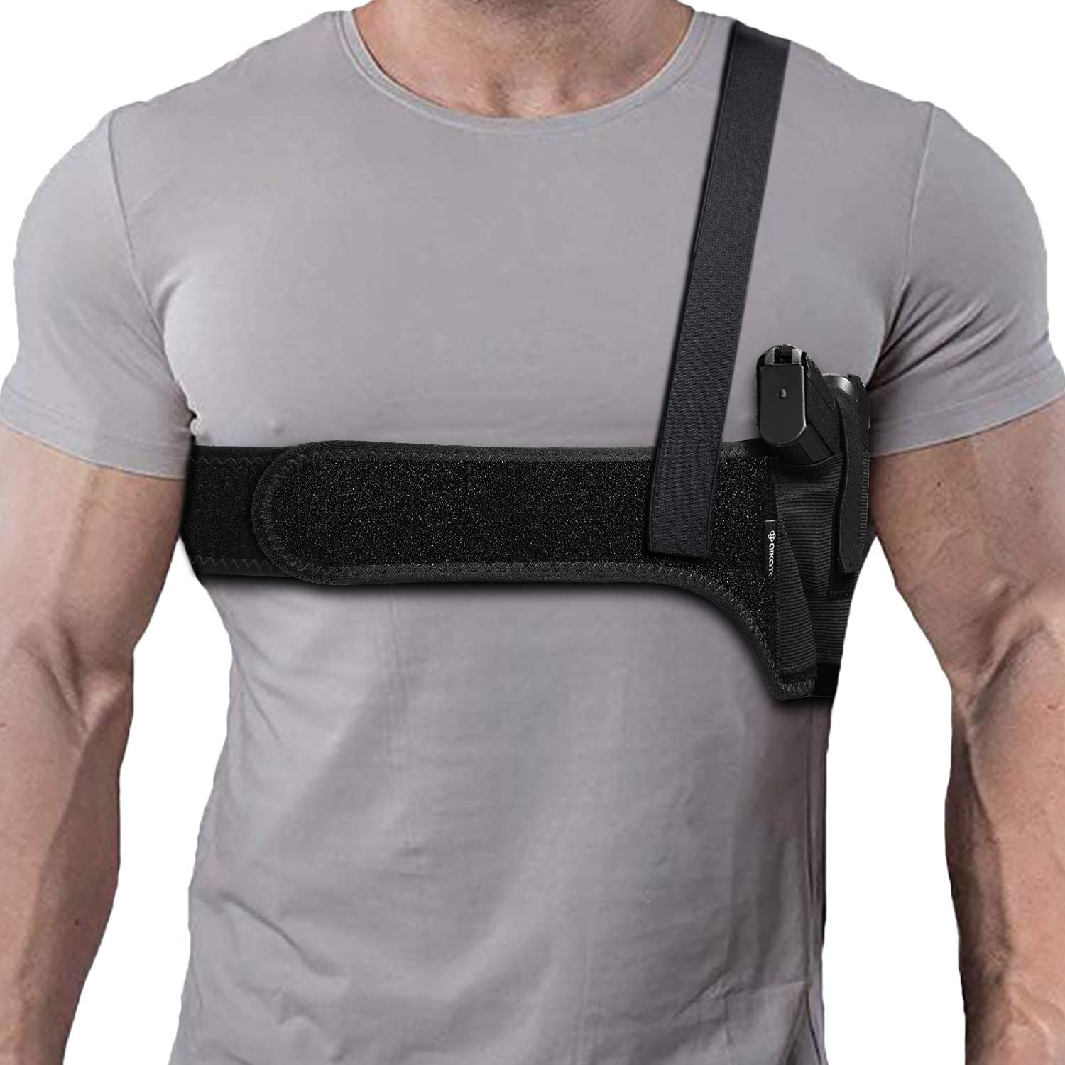 Kick it old school with one of the best shoulder holsters