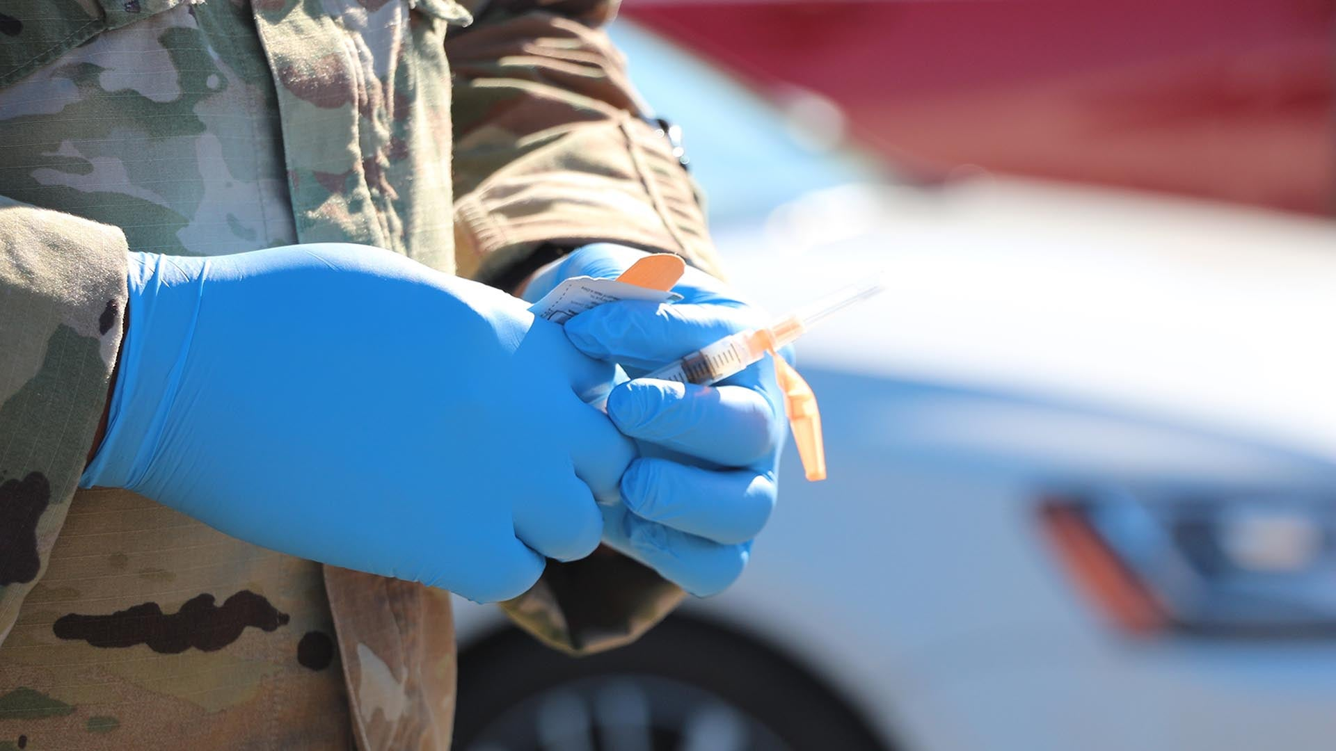 Pentagon considers sending more than 18,000 troops to help vaccinate America