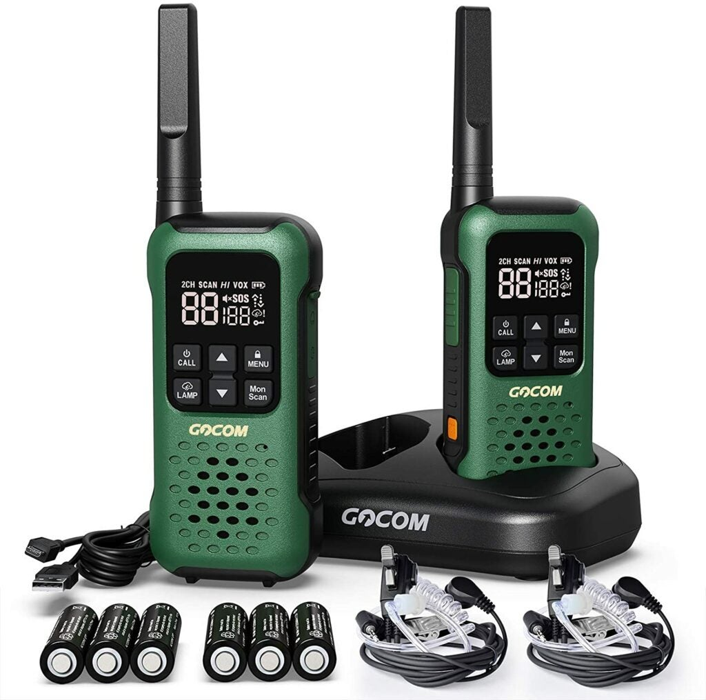 Best walkie talkies: Establish clear comms with these 5 reliable handsets