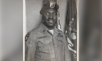 We salute the Army's first Black Ranger instructor who became a legendary neighborhood crime-fighter
