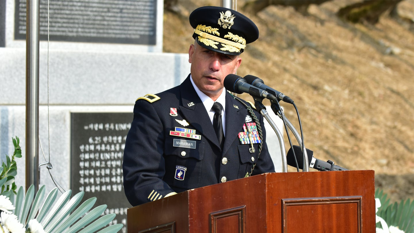 Suspended Army War College commandant under investigation for alleged sexual assault