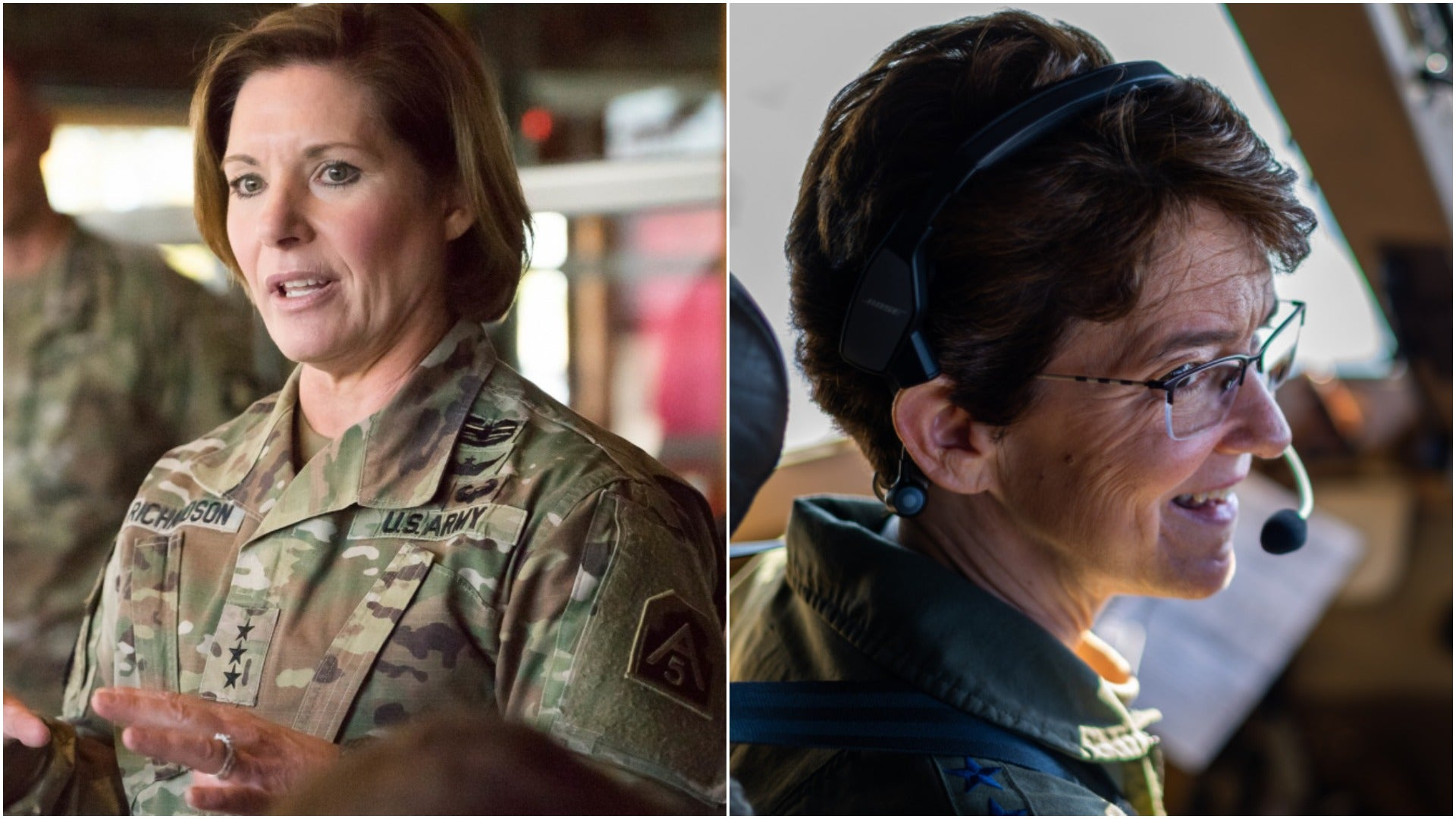 The Pentagon delayed promoting female generals over fears of Trump's reaction