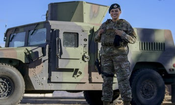 Women in the Air Force are finally getting body armor that fits