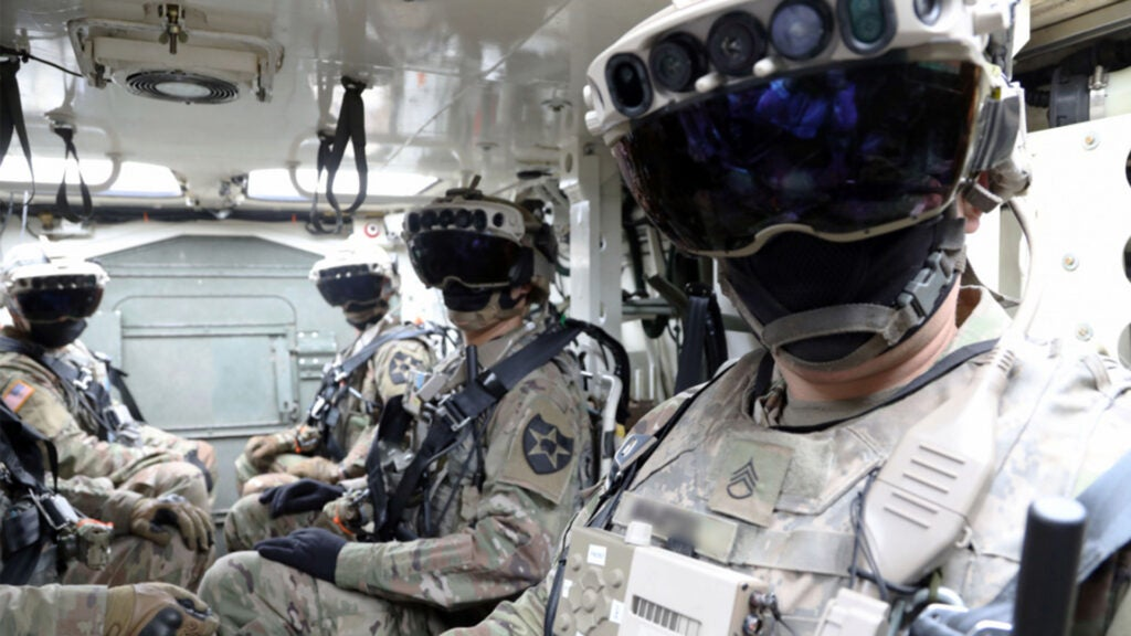 The Army's new infantry goggles put the 'Tron' in 'Army Strong'