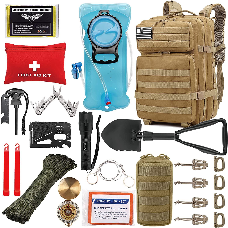 Everlit Survival Backpack