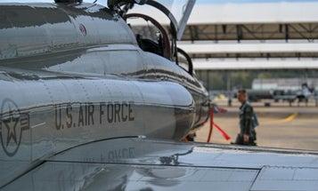 Air Force identifies pilot killed in training jet crash in Alabama