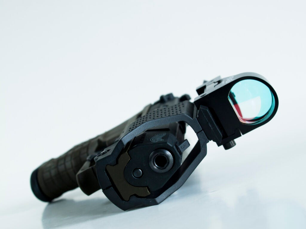 Here's how a red dot sight works