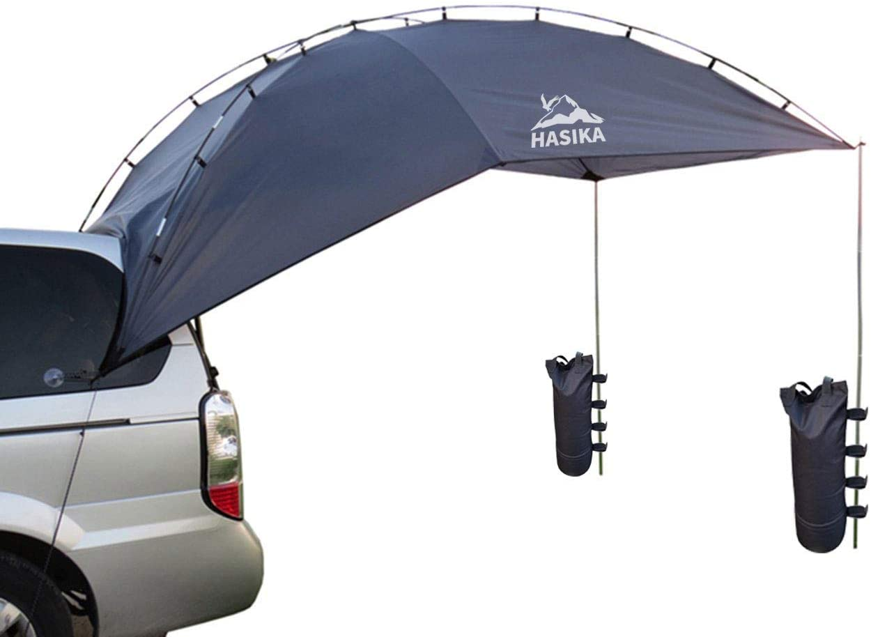 Hasika versatility teardrop cover for camping