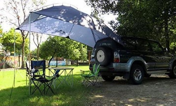 The best camping canopies to take cover in