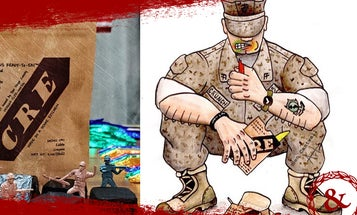 Marines, rejoice: Someone made crayons that are actually meant to be eaten