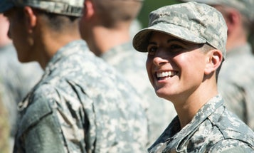 A trailblazing female Ranger grad has reignited the debate over the Army's controversial new fitness test