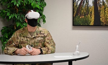 The Air Force is using virtual reality to fight its suicide epidemic
