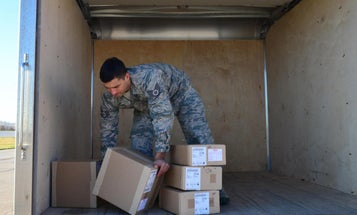 Contractor steals 2,500 pages of secret documents from Air Force Research Lab