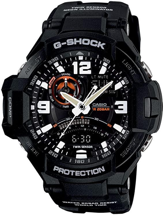 Casio G-Shock Gravitymaster GA1000-1A