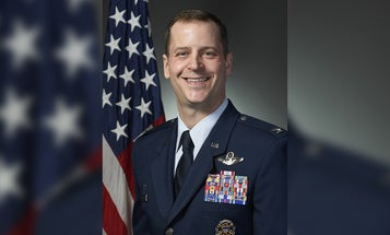 Air Force fires colonel in charge of pilot training wing