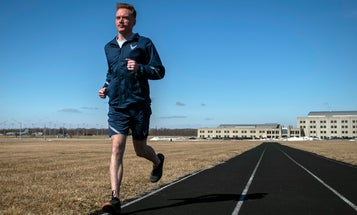 The Air Force's workout uniforms don't look like middle-aged dad gear anymore